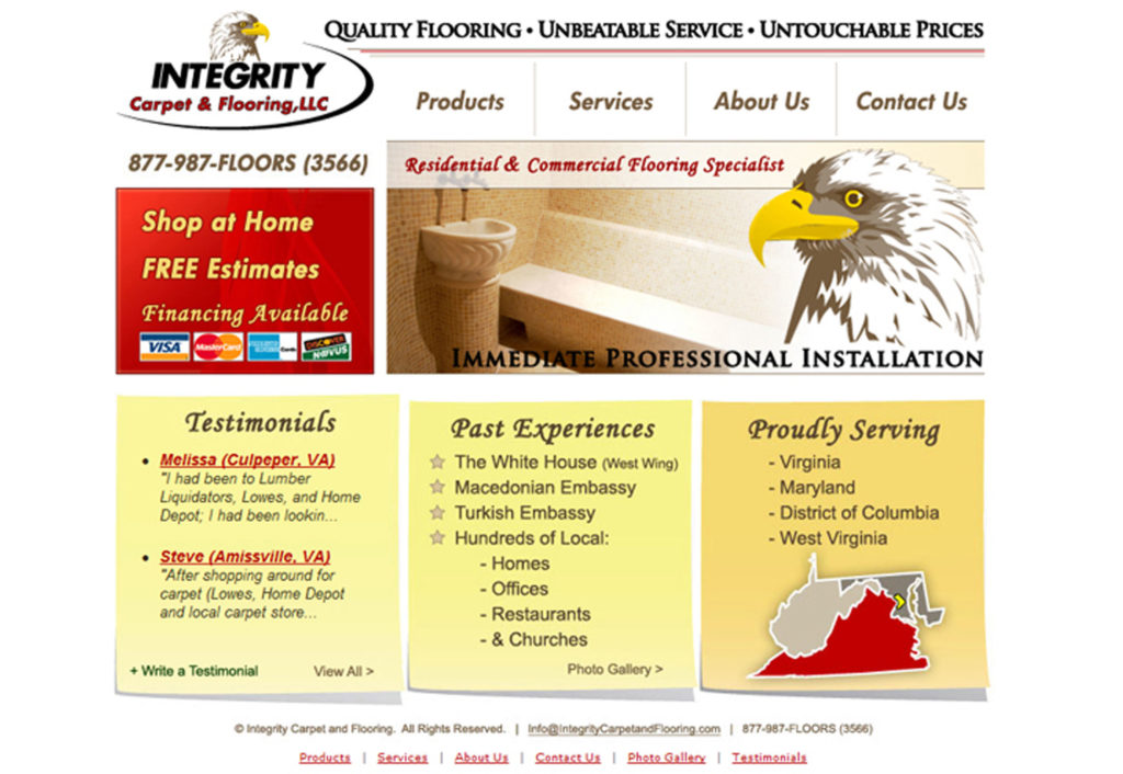 Integrity Carpet and Flooring